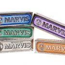 MARVIS MINT TOOTHPASTE 75ML - TOOTH PASTE ALL FLAVOURS!