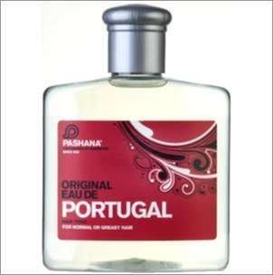 PASHANA EAU DE PORTUGAL - 250ML - TRADITIONAL BARBER