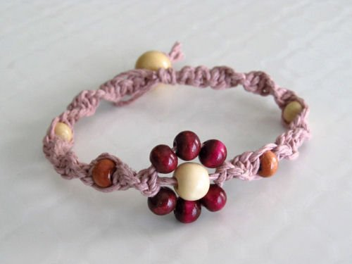 Dusty Rose Bracelet
