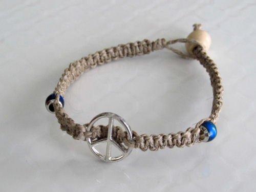Peaceful Mood Bracelet or Anklet