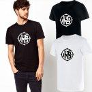 Buy Children Memory Japanese Fighting Anime Dragon Ball Goku Emoji Letter Print T shirt Black White