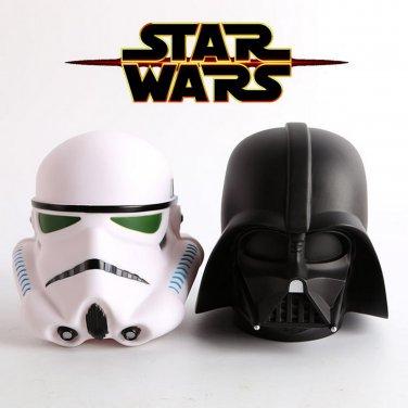 Buy 14cm Star Wars Darth Vader Stormtrooper  Cute Coin Bank Piggy Bank Money Saving Box Money box F
