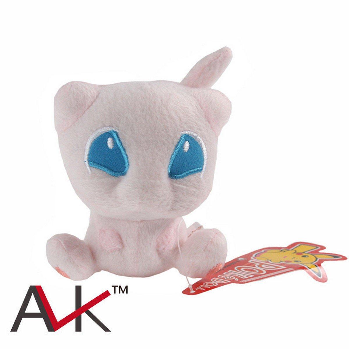 Buy 5PCSLOT Mini Pokemon Figure Plush Doll Toy 12CM Musharna Pikachu Charmander Gengar Bulbasaur Su
