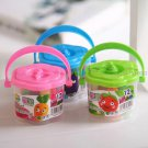 Buy 12 ColorBarrel New Air Drying DIY Malleable Fimo Polymer Modeling Clay Playdough Play dough Toy