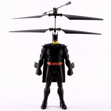 Buy Suspension Induction Flight The Avengers Batman Helicopter LED Lighting Drone Remote Induction