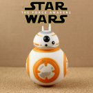 Buy HOT! 12cm The Star Wars Force Awakens BB8 BB 8 Lightsaber Tumbler Pendant Action Figure Toys Ch