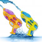 Buy Long Range!Air Pressure Water Gun Pistol 22cmx14cm Outdoor Summer Beach Swimming Toys Essential