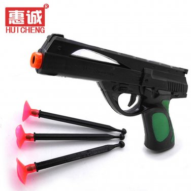 Buy 2016 Airsoft pistol Hot Soft Bullet With Suction Cup Gun Toy  Pistol Bursts of Crystal toy Shoo