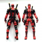 Buy 35cm Marvel Deadpool Top Figure Toys Boy With Knife Weapons And Gun 2016 New Anime X men Ultra