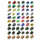 Buy 6pcslot Pull Back Car $ airplane Toys Joint can move Racing Car Brinquedos Mini Cars Truck Stre