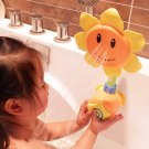Buy Baby Bath Toys Dabbling Sunflower Shower Faucet  Children Bath Parent child Interaction Learnin