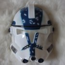 Buy Cosplay Halloween Festival Horror Super Hero Mask Star Wars Clone Troops Mask Plastic Masquerad