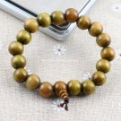 Buy Fashion Natural Verawood Bracelets for Women Green Sandalwood 12MM Beads Women BraceletsBangle