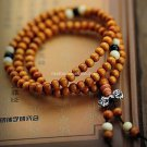 Buy Wholesale Fashion 108 6mm Rosewood Alloy Bracelets Creative Transport Multilayer Beads Religion
