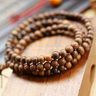 Buy Wholesale Tibet Jewelery High Quality Vietnam Natural Agarwood Multiturn Buddha Bracelet 6mm Me