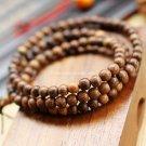 Buy Wholesale Tibet Jewelery High Quality Vietnam Natural Agarwood Multiturn Buddha Bracelet 6mm Me