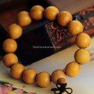 Buy Wholesale Tibetan Jewelery Natural Sandalwood Chunky Buddha Bracelet 15mm Men  Women Gift Relig