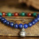 Buy Fashion Top Quality Color Agate bracelet, Women and Girls Temperament lapis lazuli Beads Bracel
