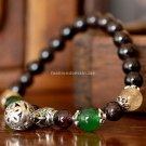 Buy Fashion Top Quality Original style Bracelets for Women Agate Garnet  Beads Crystal Bangle Ladie