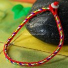 Buy Wholesale Tibetan Jewelery Simple Fashion Handmade Women Bracelets Color Cotton Red string Jade