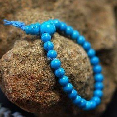 Buy Wholesale Tibetan Jewelery Natural Turquoise Beads Bracelets Men  Women Gift Fashion Personalit