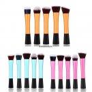 1pcs Sale Professional Fibre Cosmetic Makeup Tool Eyeshadow Powder Blush Brush Set Foundation  Alum