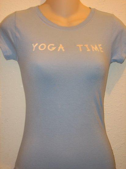 Yoga Time Tee