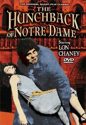 The Hunchback of Notre Dame (1923) DVD