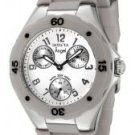 Invicta Women's Angel White Dial Grey Silicon