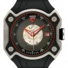Ducati Men's Automatic Black Rubber.