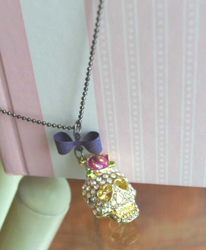 Fashion Skull Pendant