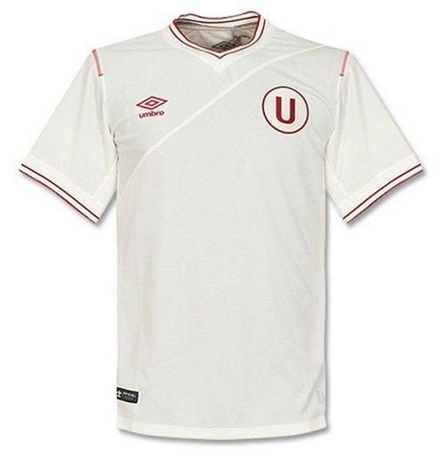 2015/16 Universitario de Deportes Home Umbro Jersey Size L