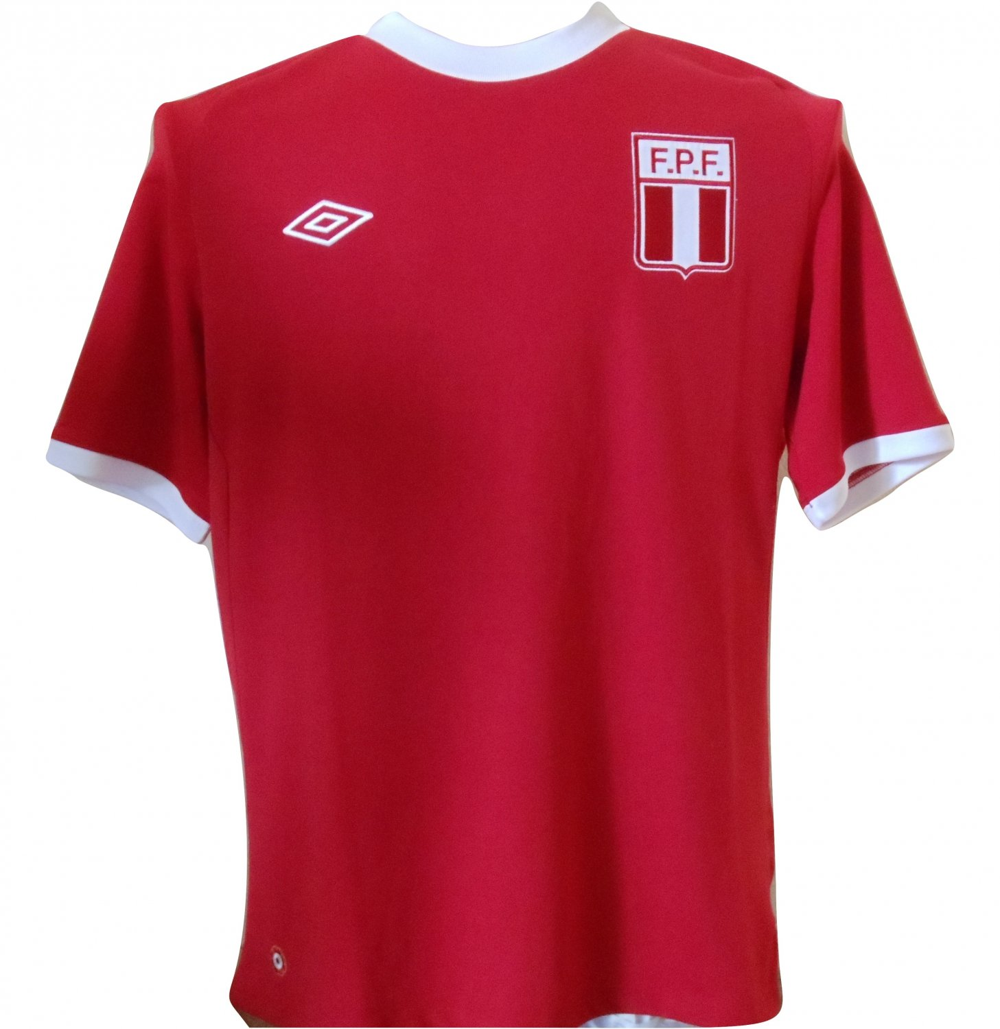 Umbro Peru Official Away 3rd Jersey Adult size M