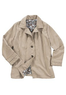 New Khaki Light Weight Moleskin Jacket 3X (30-32}