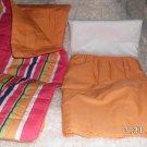 New TWIN Bedskirt & Matching Sham