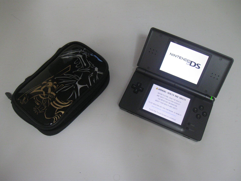 DS Lite Limited Edition Pokemon-Black