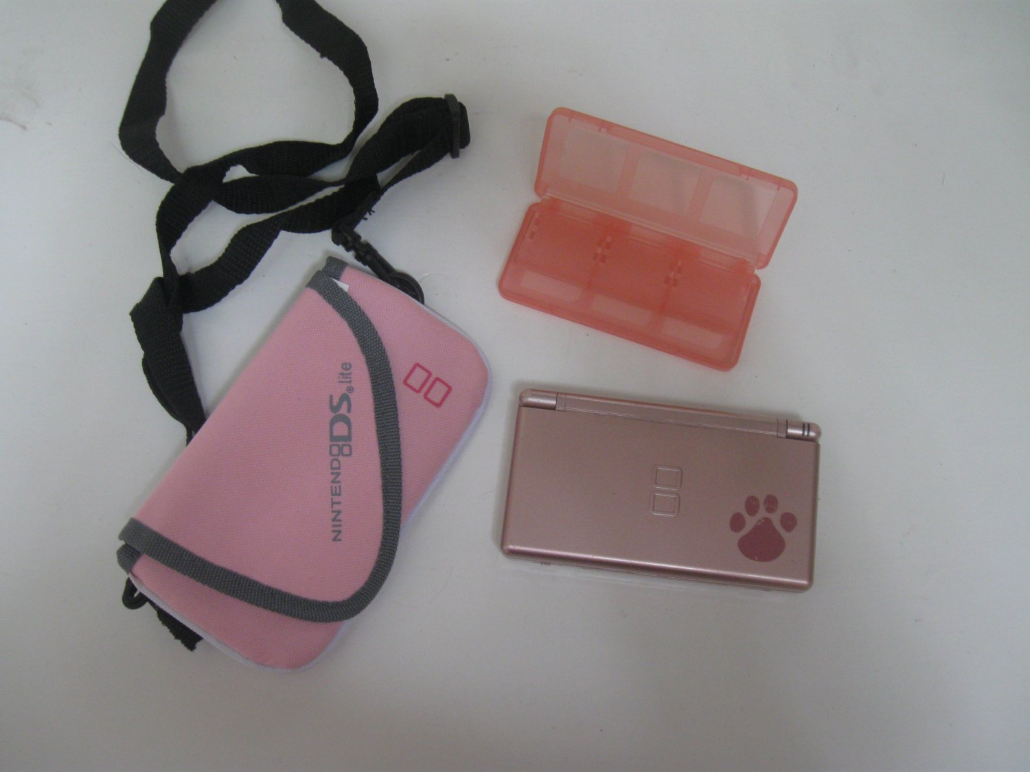 Special Edition Nintendogs Metallic Pink DS Lite