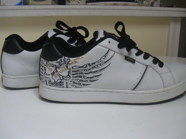 Vans Leather Shoes - Men's US Size 11