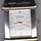 Men's Geneve Wrist Watch Diamond Gold Mans Quartz