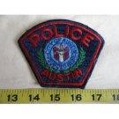 Austin TX Police Shoulder Patch Uniform