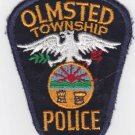 Olmstead Township OH Police Shoulder Patch Uniform