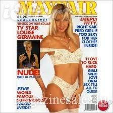 Opinion, false Louise germaine nude