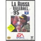 Tony La Russa Baseball 95 Sega Genesis Video Game
