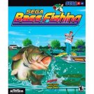 Sega Bass Fishing by Activision PC Game Windows 95 98 ME