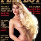 Playboy March 1984 Issue Susie Scott Cover Magazine Mar