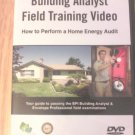 Building Analyst Field Training Video