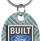 FORD-Built Ford Tough Key Chain