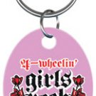 Key Chains: FORD- Ford Girls Rock Key Chain