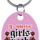 Key Chains: FORD- Ford Girls Rock Key Chain