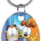 Key Chains: GARFIELD-Garfield & Odie Key Chain